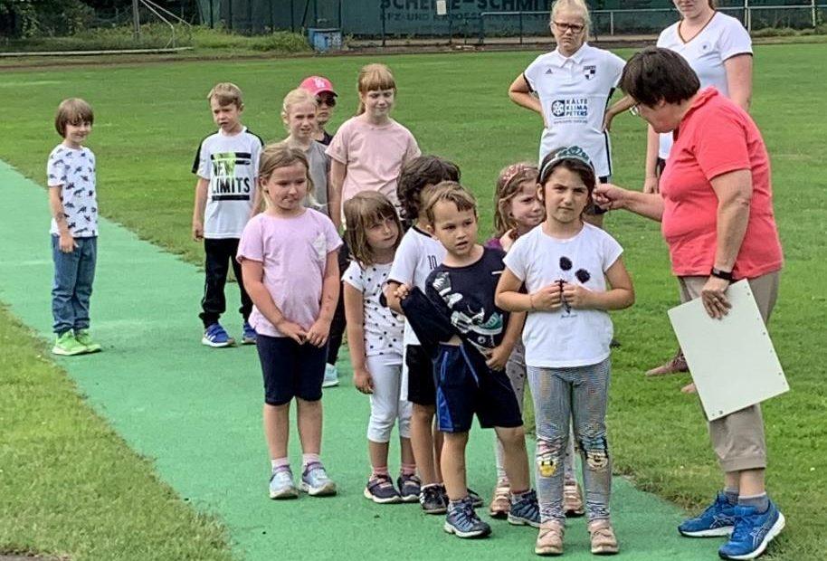 OTV-Kinder schafften Sportabzeichen