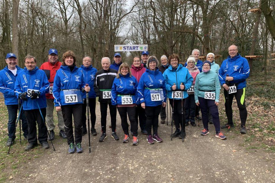 Nordic Walking Gruppe Hinsbeck 2020