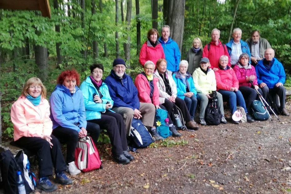 OTVer auf Wanderschaft im Weserbergland