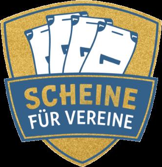 Scheine für Vereine - Logo