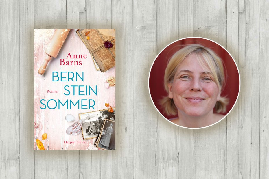 Anne Barns (Andrea Russo) - Bernsteinsommer
